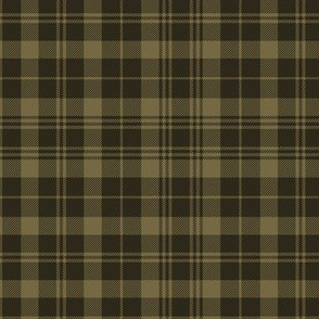 Tyneside khaki district / military tartan