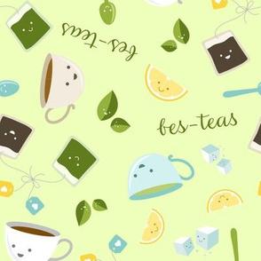 Best Tea Friends - Bes-teas - Green