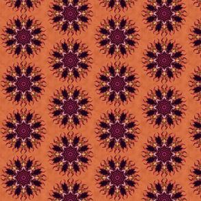 kaleidoscope_Bohoflower orange