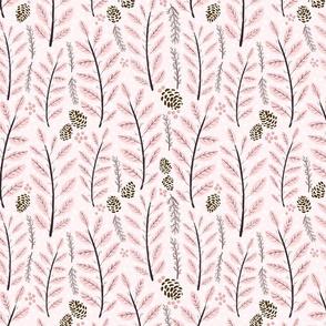 Pink Woodland