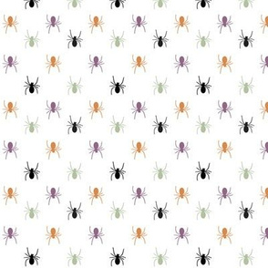 tiny spiders multi