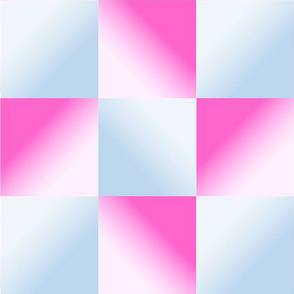 modern cheater quilt
