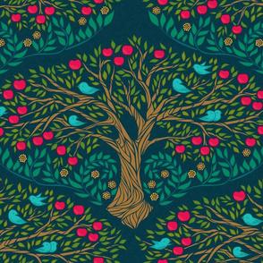 Apple Tree - Ruby Red