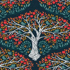 Apple Tree - Flame