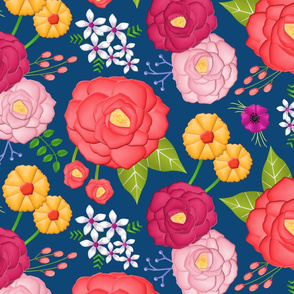 Wild & Quirky Floral