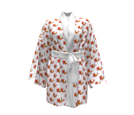king koi fabric