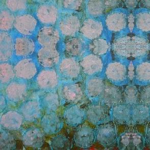 Painterly Bubbles Medium