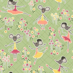 Dancing Mice (Autumn)