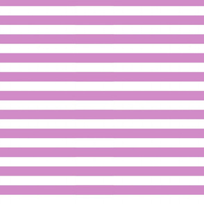 Purple Horizontal Stripes