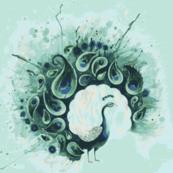 Peacock fantasy