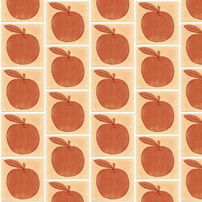 Russet Apple Tiles