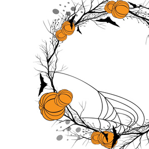 Halloweeen Wreath