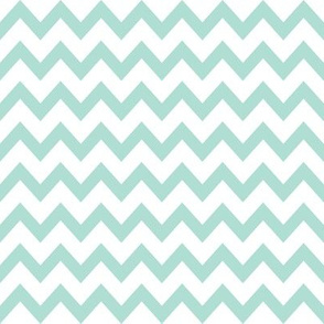 mint chevron fabric cute baby girls fabric nursery baby chevrons fabric