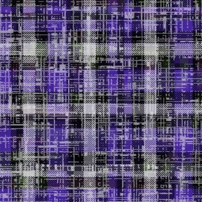 Dark Purple Lumberjack Grunge by Su_G