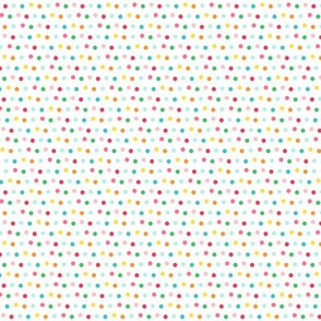 polka :: colorful christmas