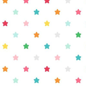 stars LG :: colorful christmas