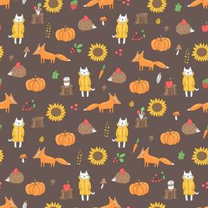 autumn pattern 2016
