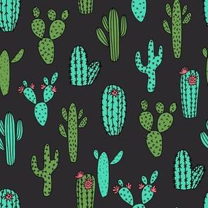 cactus // cacti plants cactus desert cactus fabric andrea lauren fabric andrea lauren design fabrics andrea lauren fabric