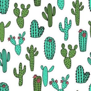 cactus // cacti fabric cactus design cacti andrea lauren desert fabric andrea lauren fabrics cactus