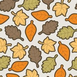 Leaf Toss (Multi Color)
