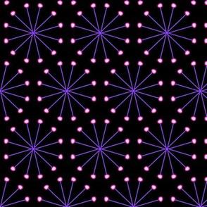 Fireworks - Purple