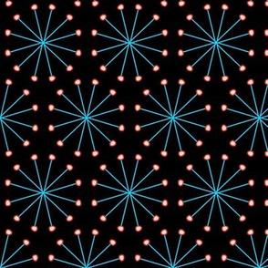 Fireworks - Blue