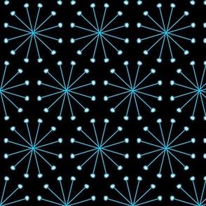 Fireworks - Brilliant Blue