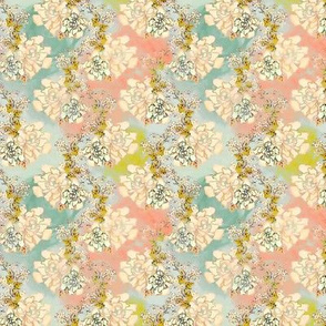 Doll Gardenia floral