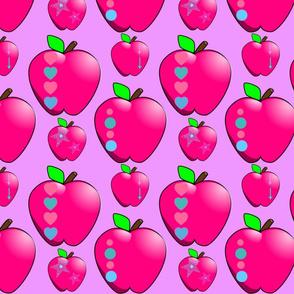 Pink Apple funky