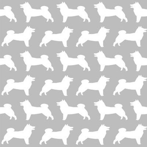 shiba inus dog grey silhouette dog silhouettes shiba inu cute shiba inu fabrics