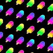 Pixel Popsicles - Gray