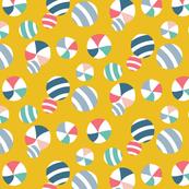 Beach Balls Yellow
