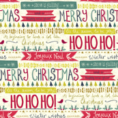 Christmas - Typography