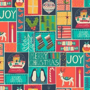 Christmas - Patchwork