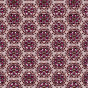 Moroccan FlowerGod Hexagonal
