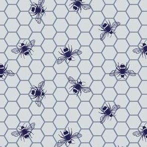 Glowing Hive | Bold | Light
