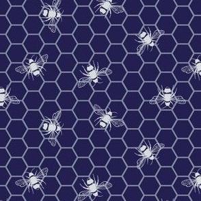 Glowing Hive | Bold | Dark