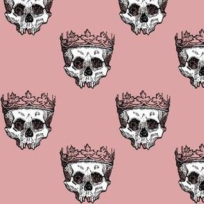 Skull King - Rose