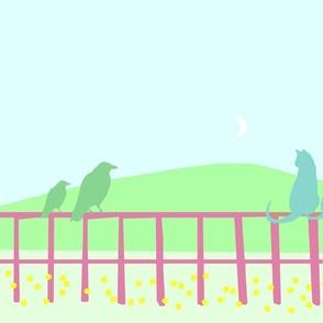 cats vs ravens