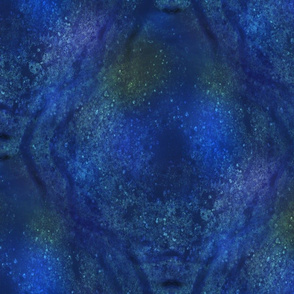 Textured Blue For Cosmic Kawaii
