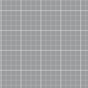 Grid on grey