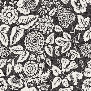 Rococo Flowers 1c