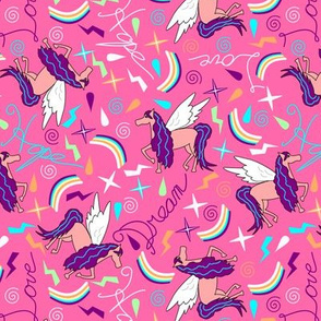 Hope and Daydream Pegasus