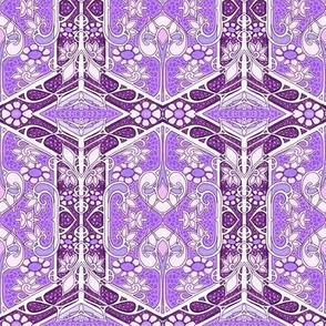 Let Purple Come Over