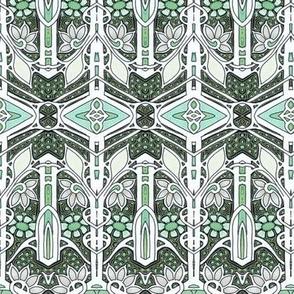 Gothic Garden Geometry