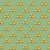 Legend of Link - Three Triangles Soft Colorway