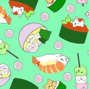 Fun With Sushi