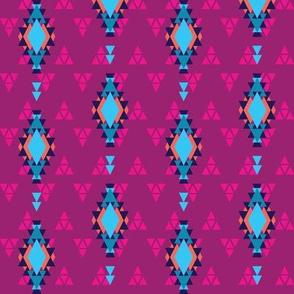 Southwestern Purple