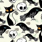 The Raven & Black Cat