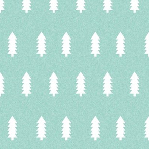 tree mint christmas holiday christmas fabric tree mint tree